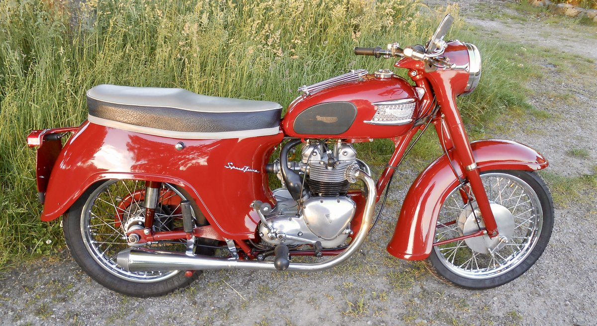 1963 TRIUMPH SPEED TWIN 5TA 500cc For Sale (picture 1 of 9)