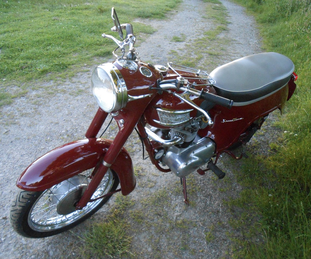 1963 TRIUMPH SPEED TWIN 5TA 500cc For Sale (picture 3 of 9)