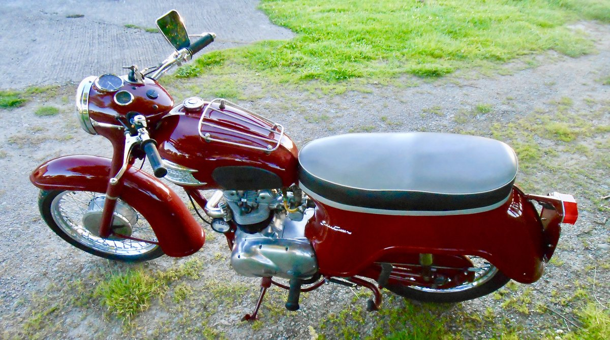 1963 TRIUMPH SPEED TWIN 5TA 500cc For Sale (picture 4 of 9)