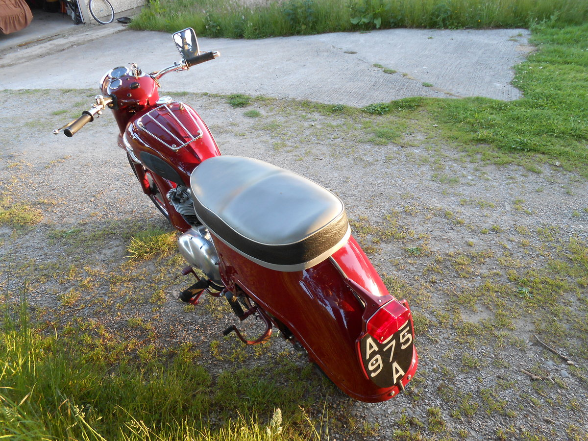 1963 TRIUMPH SPEED TWIN 5TA 500cc For Sale (picture 9 of 9)