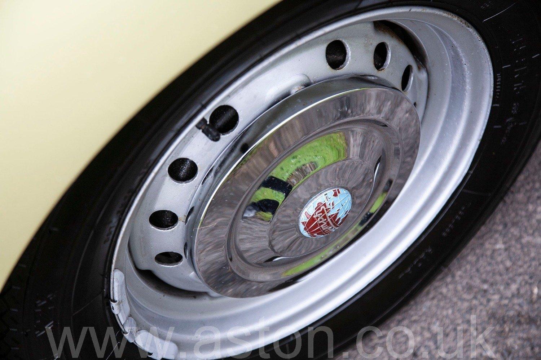 1959 Triumph TR3A For Sale (picture 4 of 6)