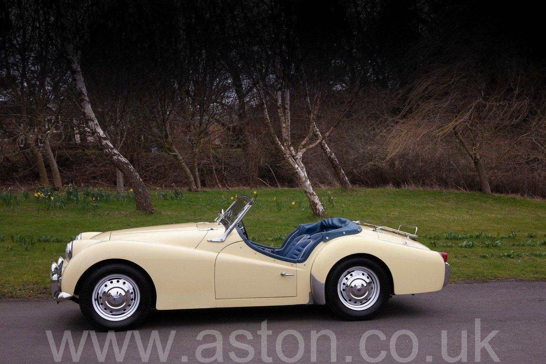 1959 Triumph TR3A For Sale (picture 6 of 6)