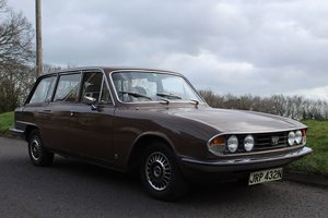 Triumph 2500 TC 1975 - to be auctioned 26-04-19 For Sale by Auction