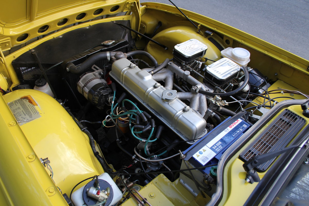 1971 Triumph TR6 - Proven overseas tourer SOLD (picture 10 of 12)