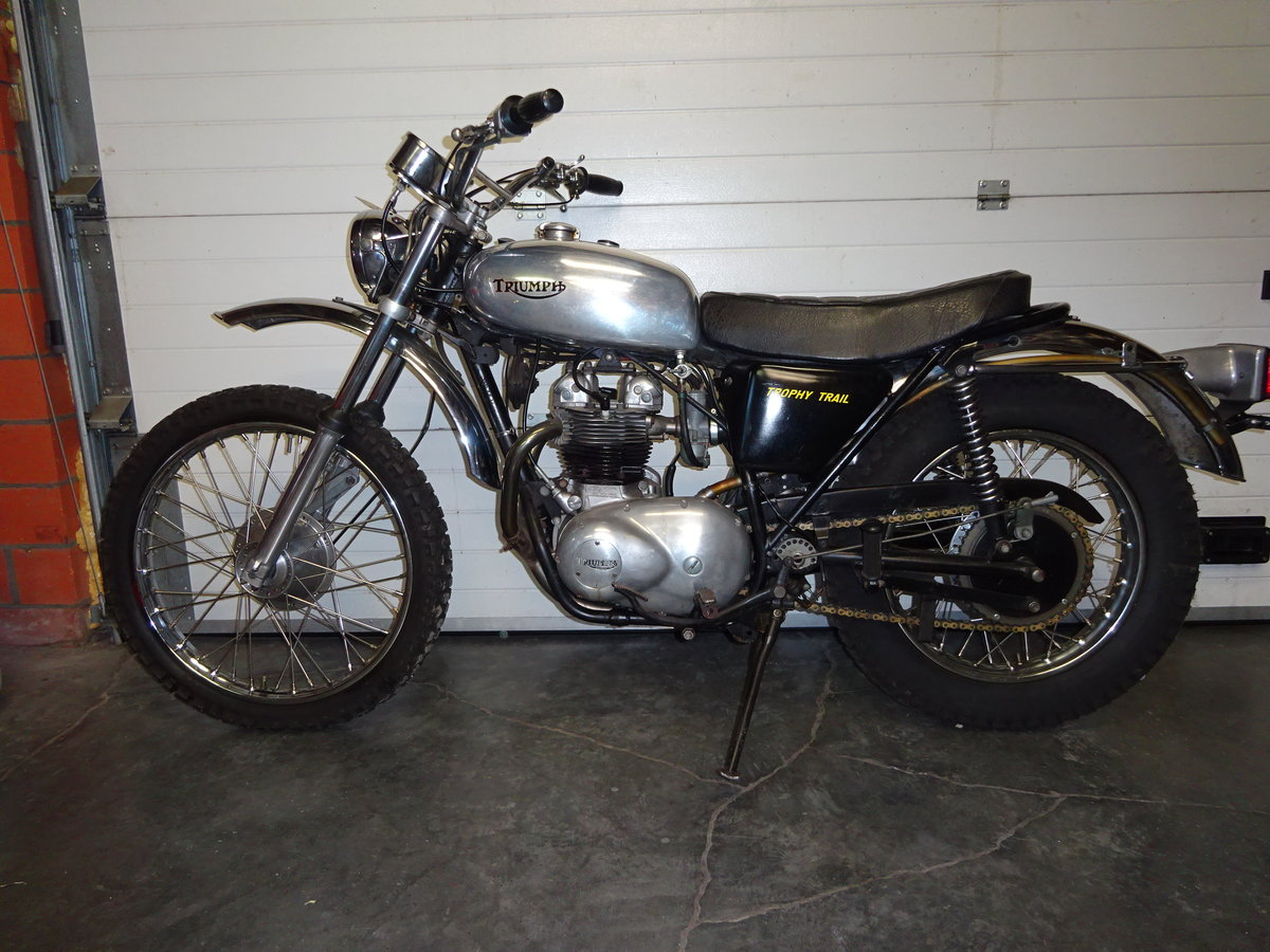 1973 Triumph Trophy Trail SOLD (picture 2 of 6)