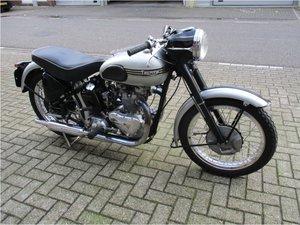 Triumph T100 1953
