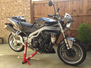 Investment Opportunity - 2003 Triumph Speed Triple
