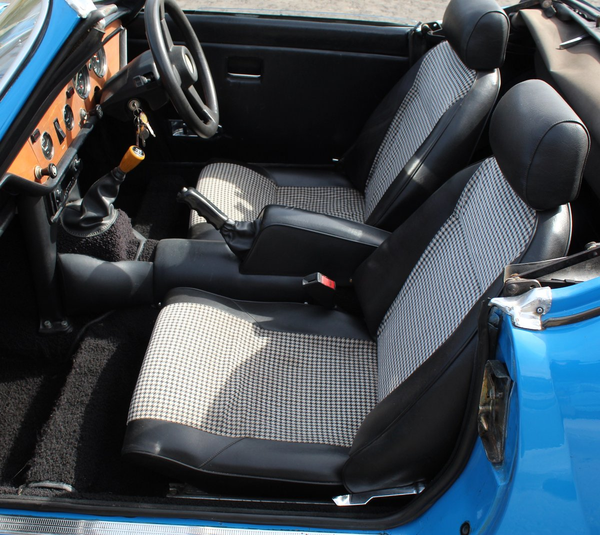 1980 Triumph Spitfire 1500 67,156 miles with 4 Owners SOLD (picture 4 of 6)