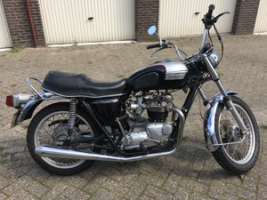 Naked 1973 Triumph Bonneville For Sale For Sale