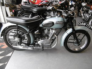 1956 Triunph Tiger cub Stunning and all correct  SOLD