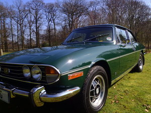 1976 Triumph Stag Mk11 In Green Stunning!!! For Sale