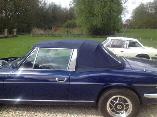 1973 Triumph Stag Mk11 Auto //Deposit Taken// For Sale (picture 1 of 1)
