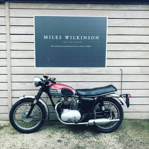 1964 Triumph T100  SS For Sale