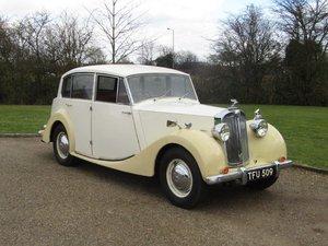 1954 Triumph Renown MKII TDC at ACA 13th April  For Sale