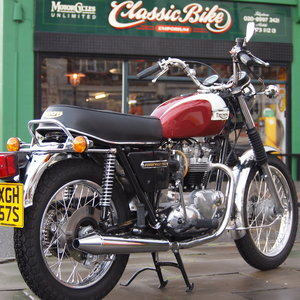 1977 T140 Bonneville In Beautiful Condition.