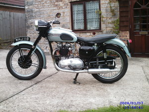 1956 Triumph T 110 For Sale