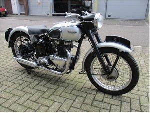 Triumph T100 1949