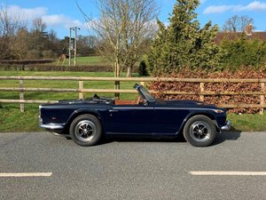 1968 Triumph TR250 O/D LHD at ACA 13th April  For Sale