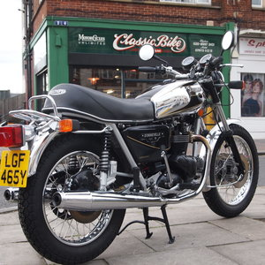 1981 T140 Royal Wedding Ltd Edition No. 131 of 250. For Sale