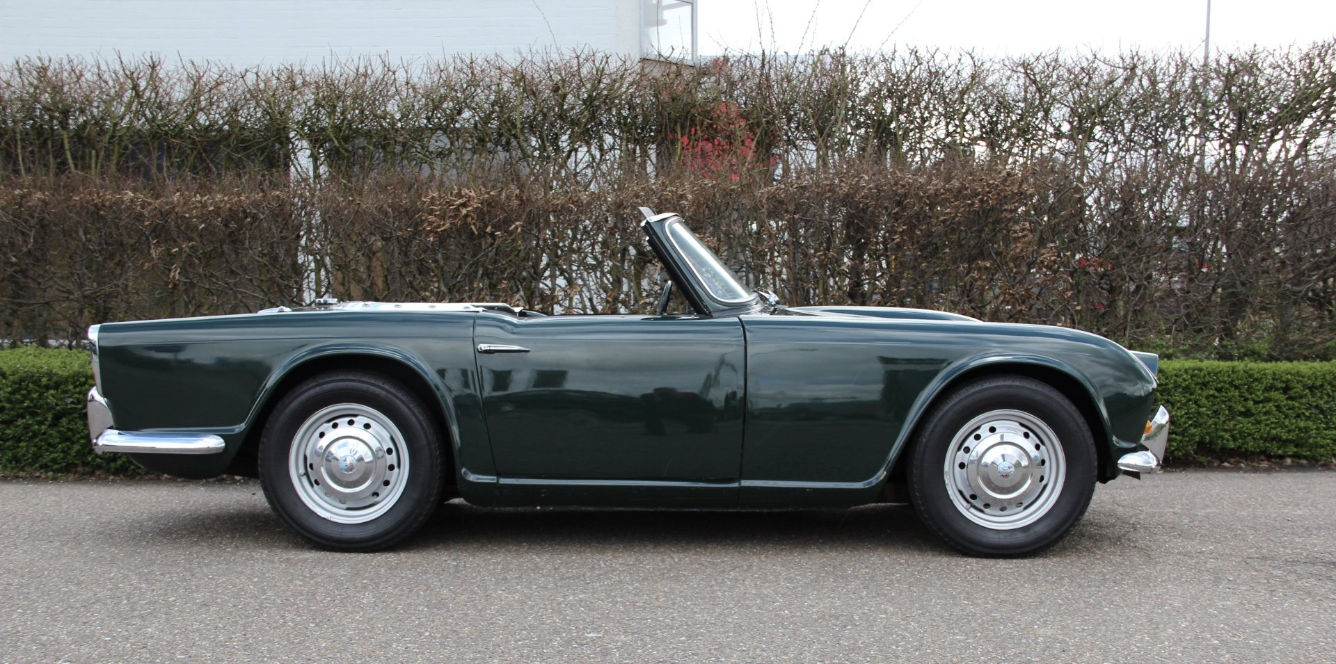 1963 Triumph TR4 For Sale (picture 6 of 6)