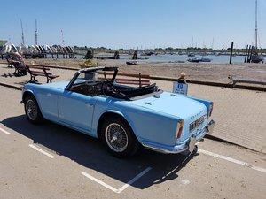 Triumph TR4a 1966 SOLD