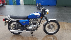 1980 Triumph 750 Tiger, 8138 miles SOLD