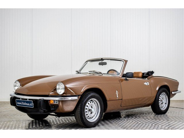 1975 Triumph Spitfire 1500 For Sale (picture 1 of 6)