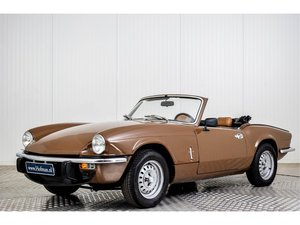 1975 Triumph Spitfire 1500 For Sale