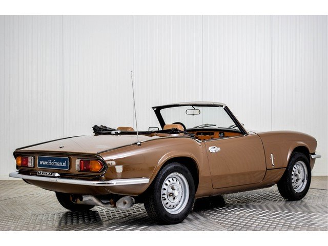 1975 Triumph Spitfire 1500 For Sale (picture 2 of 6)
