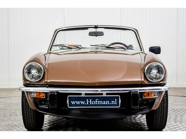 1975 Triumph Spitfire 1500 For Sale (picture 3 of 6)