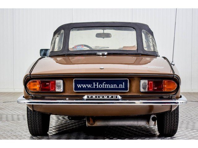 1975 Triumph Spitfire 1500 For Sale (picture 4 of 6)