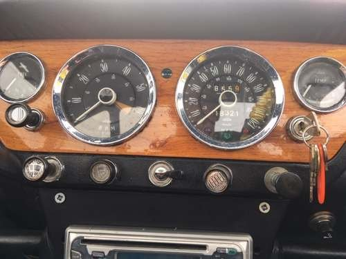 1969 Trumph Spitfire at Morris Leslie Auction 25th May SOLD by Auction (picture 5 of 6)