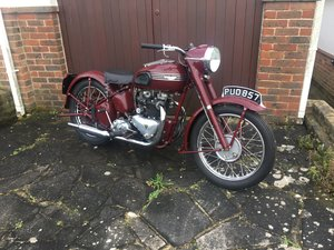1954 For Sale - Rare Sought After Triumph Speedtwin