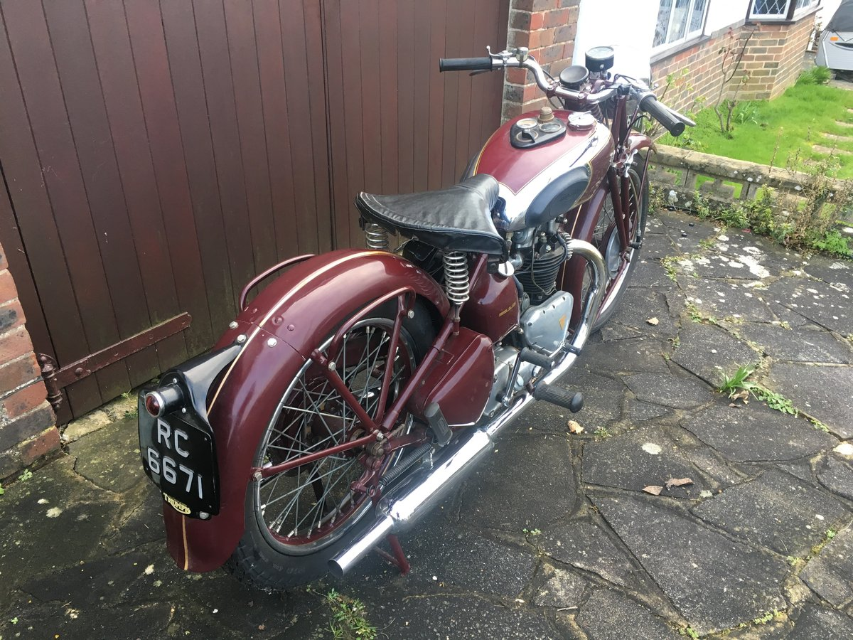 1939 5T Triumph Speed Twin For Sale (picture 3 of 3)