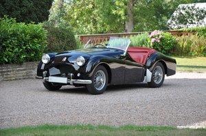 Triumph Sports Tr 2, Long door 1954 Concours