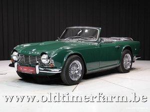 1965 Triumph TR4 '65 For Sale