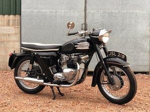 Triumph 3TA 1960 350cc Bikini Model