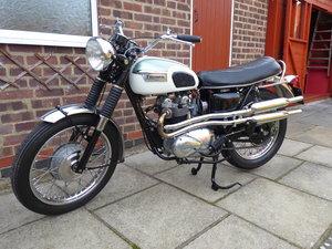 Fantastic 1970 500cc Triumph T100C Trophy