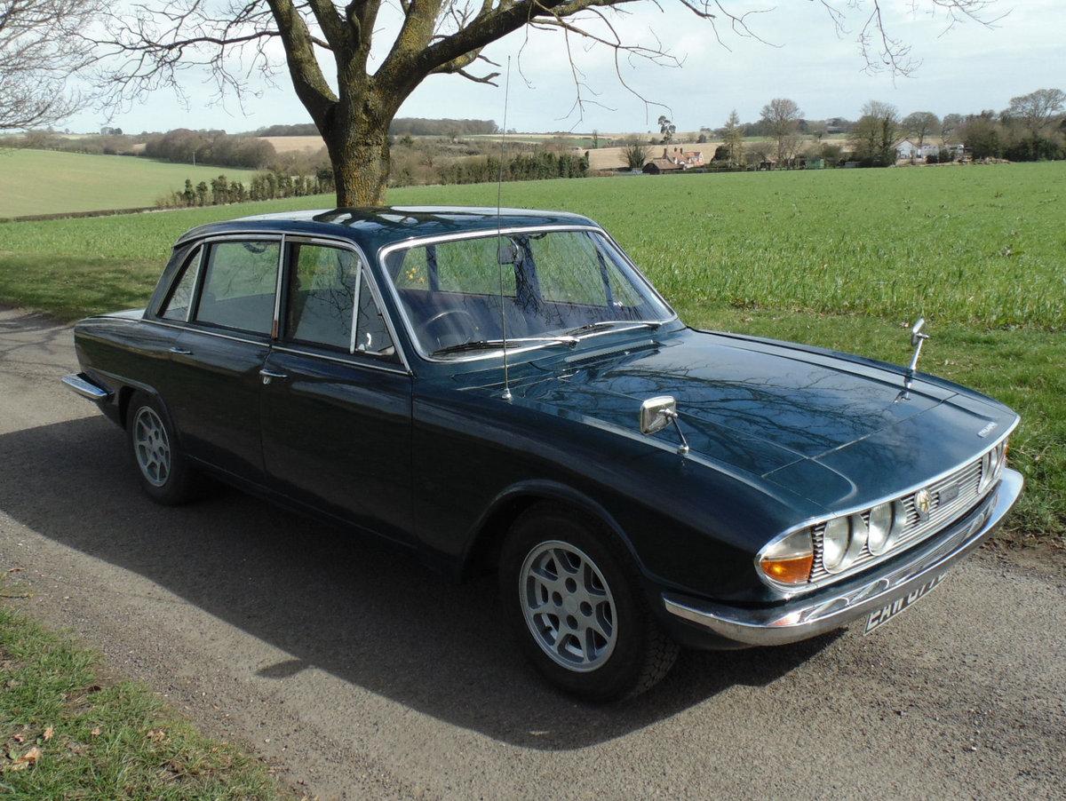 1972 Triumph 2000 Mk2 SOLD (picture 2 of 6)