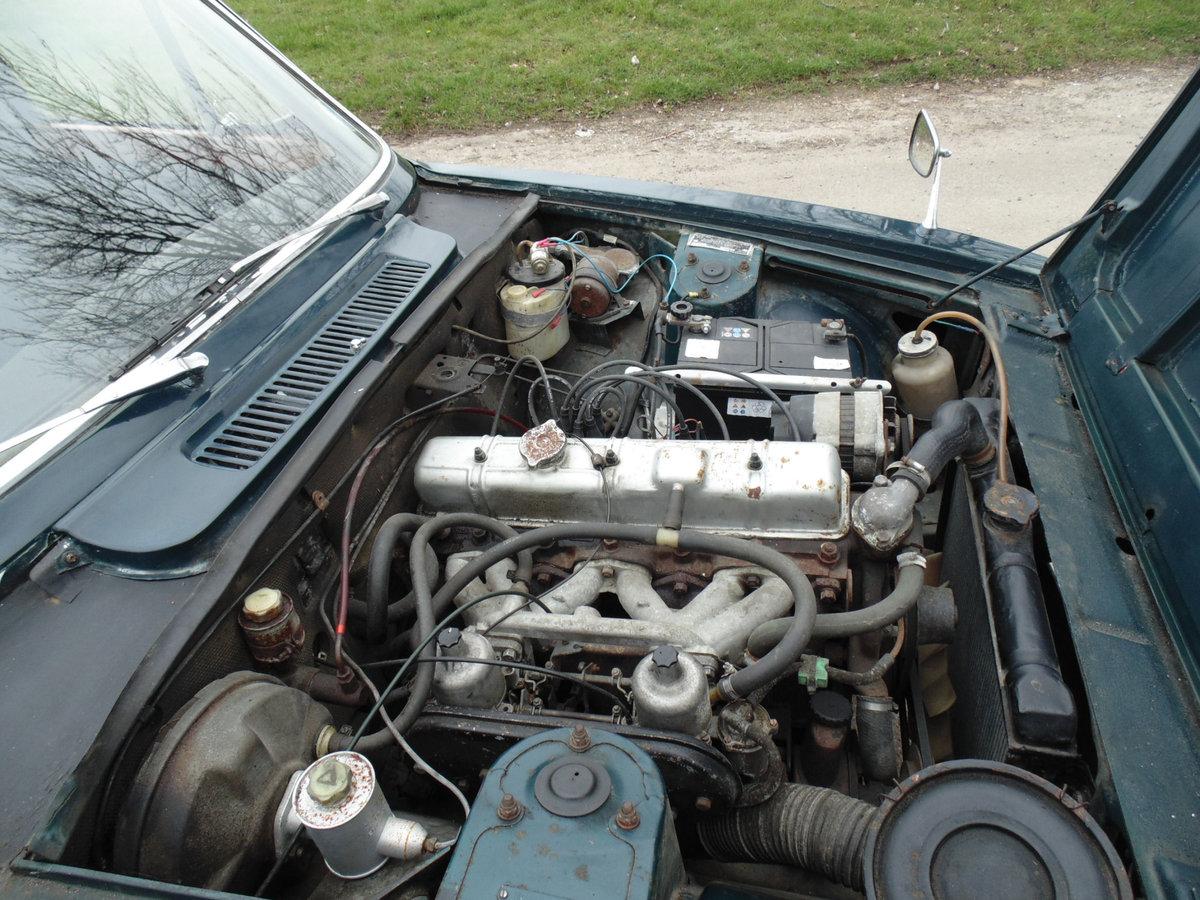 1972 Triumph 2000 Mk2 SOLD (picture 6 of 6)