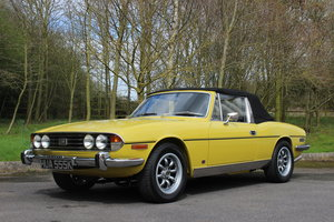 1972 TRIUMPH STAG – AUTO. For Sale