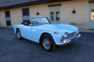 1966 TRIUMPH TR4 For Sale