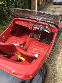 1953 Mille Miglia eligible Triumph TR2 long door For Sale (picture 3 of 6)