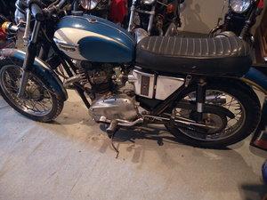1971 Beautiful 1966 T120R Triumph Bonneville