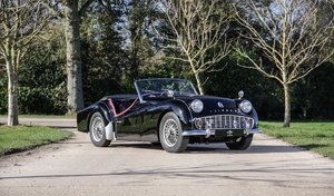 1960 Triumph TR3A For Sale