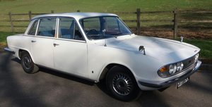 1972 Triumph 2000 TC Auto Low Milleage