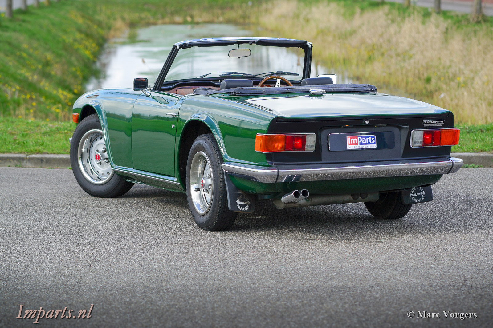 1975 Triumph TR6 PI with Overdrive ( RHD ) For Sale (picture 6 of 6)