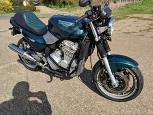 1991 Triumph Trident 900 For Sale