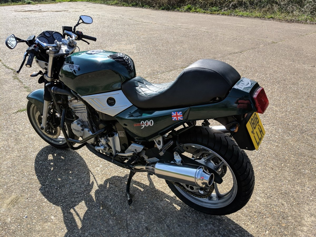 1991 Triumph Trident 900 For Sale (picture 2 of 6)