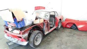 1972 Triumph TR6 150 BHP Project  For Sale